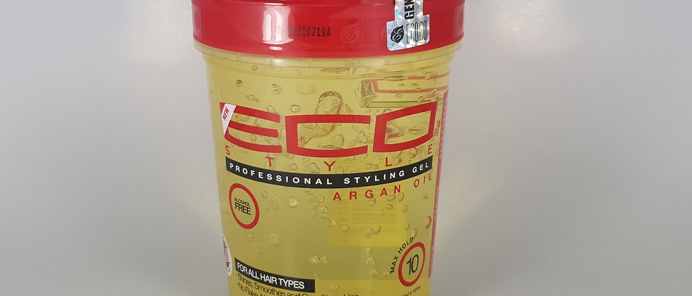 ECO GEL ARGAN 32oz