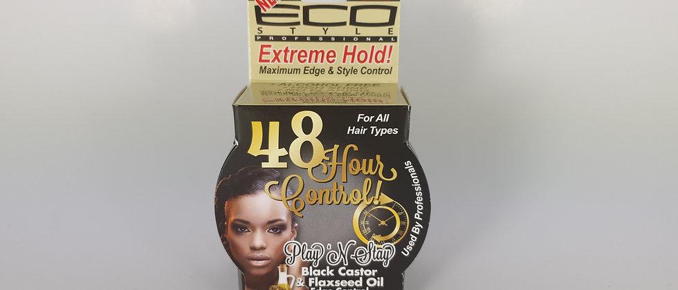 ECO EDGE 48H BLACK CASTOR 3oz