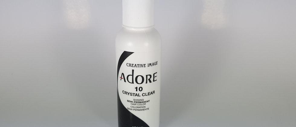 AD 10 CRYSTAL CLEAR