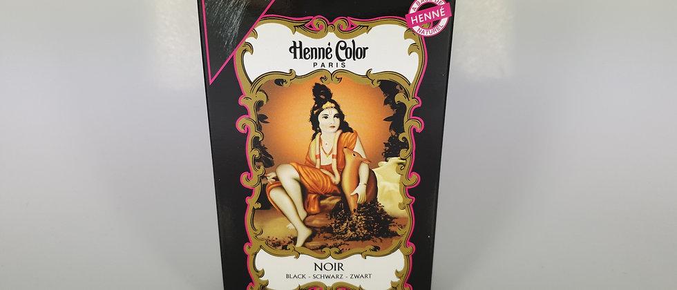 HENNE COLOR POUDRE NOIR