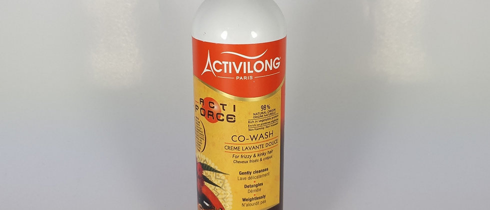 ACT CO-WASH ACTIFORCE
