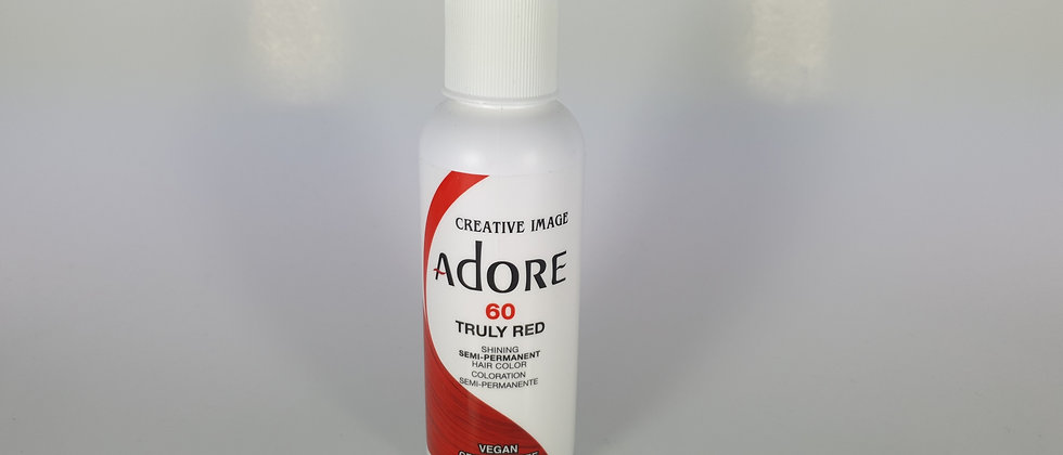 AD 60 TRULY RED