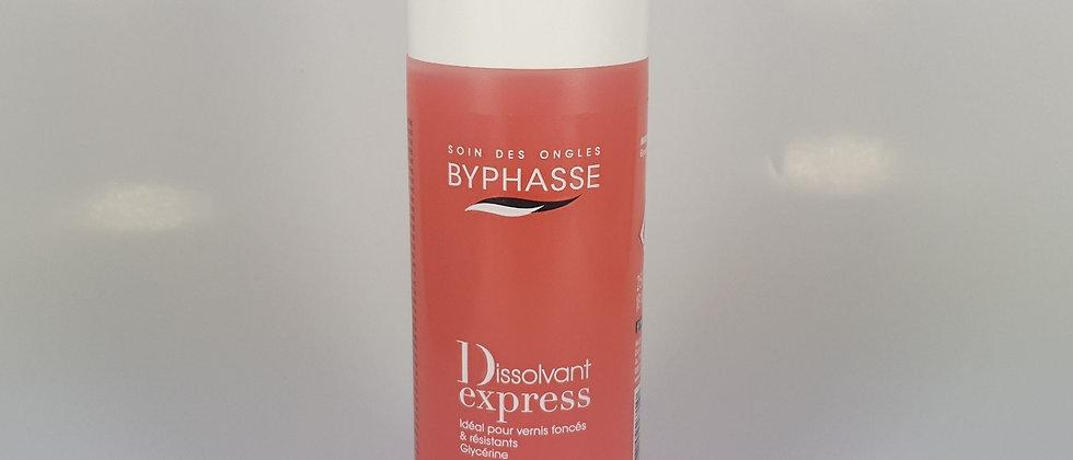 Dissolvant express