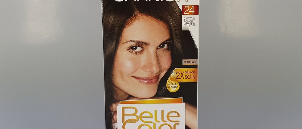 GAR BELLE COLOR 24 CH FONCE NAT