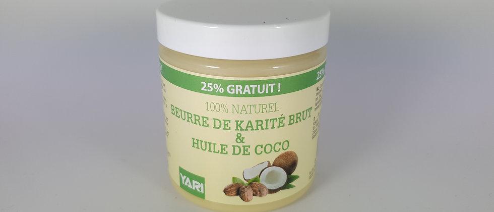 YARI KARITE BRUT/COCO
