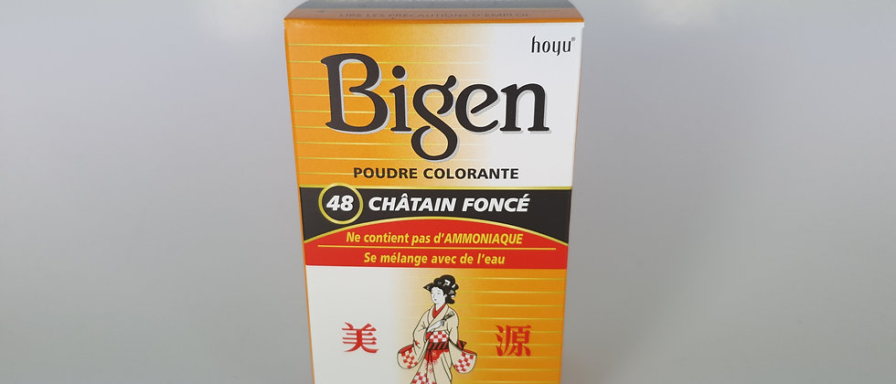 BIG CHATAIN FONCE 48