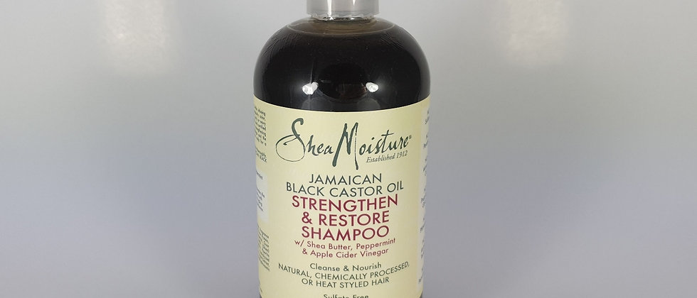 SHE CASTOR OIL SHAMPOOING