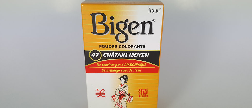 BIG CHATAIN MOYEN 47