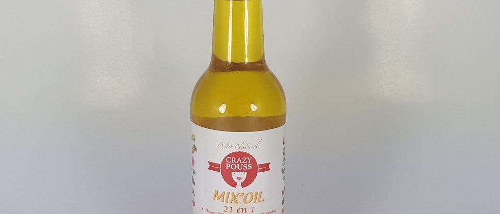 AN CRAZY POUSS MIX'OIL