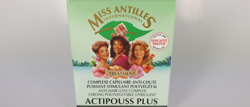 MAI AMPOULES ACTIPOUSS PLUS
