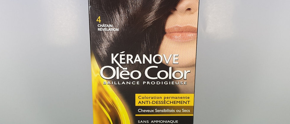 KER COULEUR 4 CHATAIN REVELATION