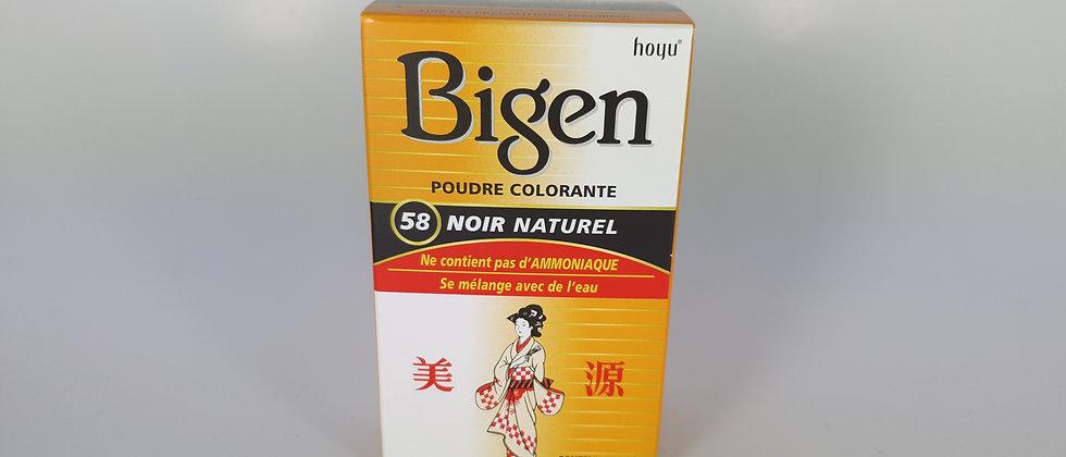 BIG NOIR NATUREL 58