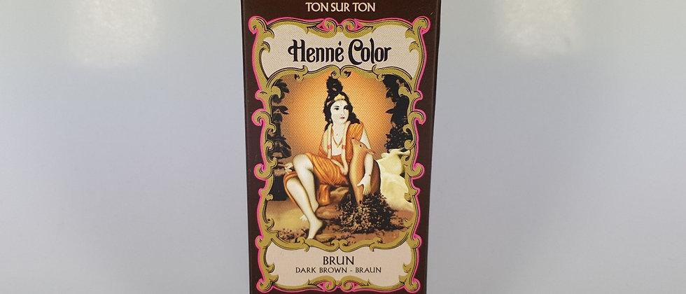 HENNE COLOR BRUN