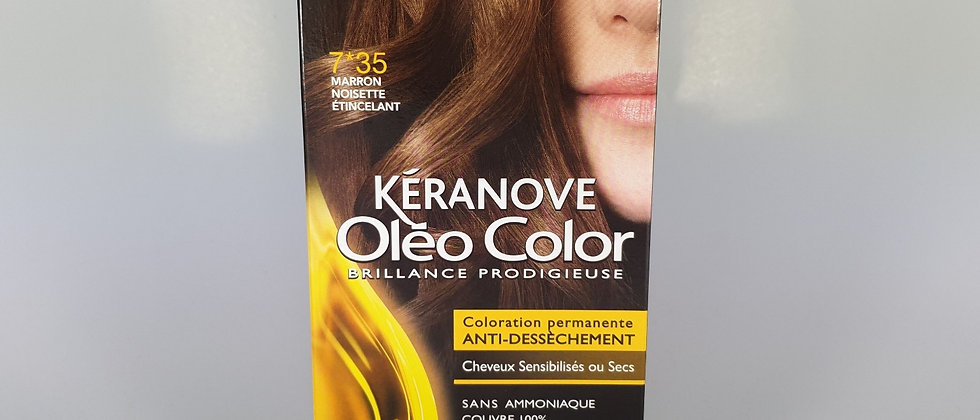 KER COULEUR 7*35 MARRON NOISETTE