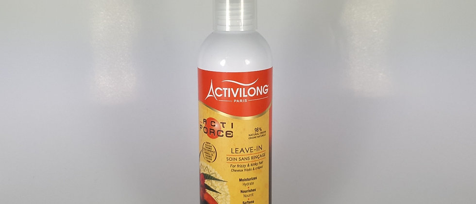 ACT LEAVE IN ACTIFORCE