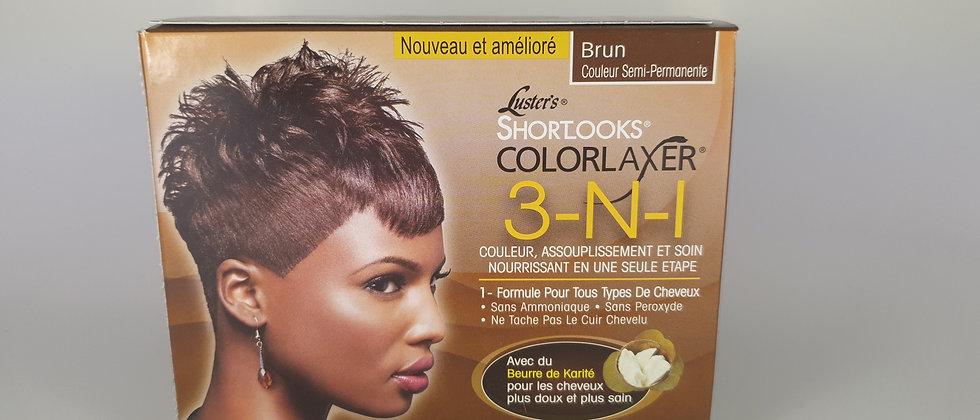 LUS KIT COULEUR BRUN 3-n-1