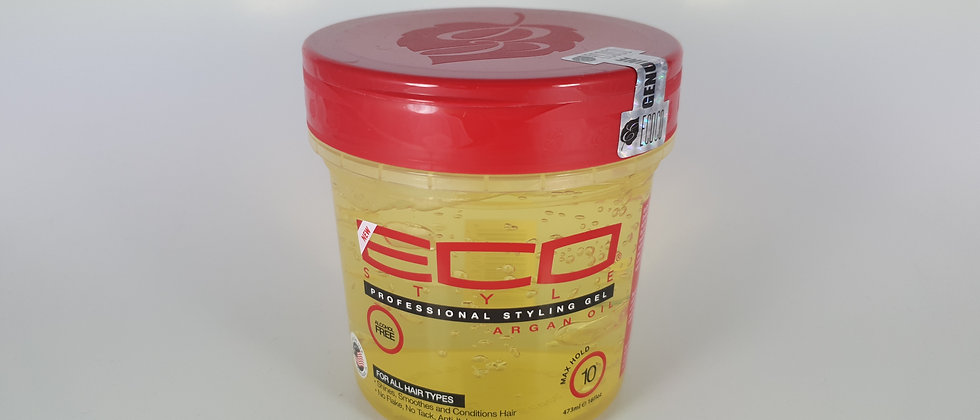 ECO GEL ARGAN 16oz