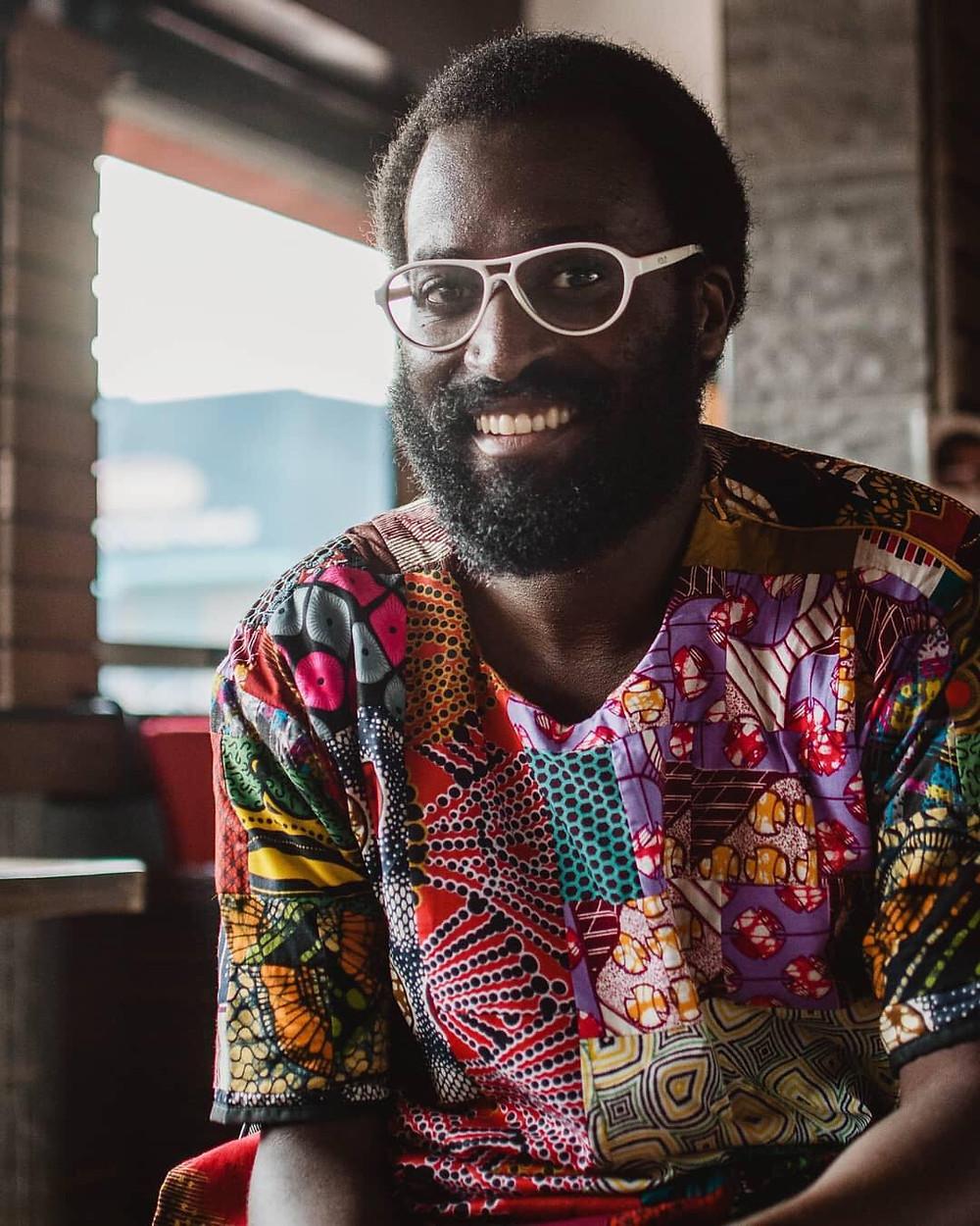 Feature writer and poet mugabi byenkya