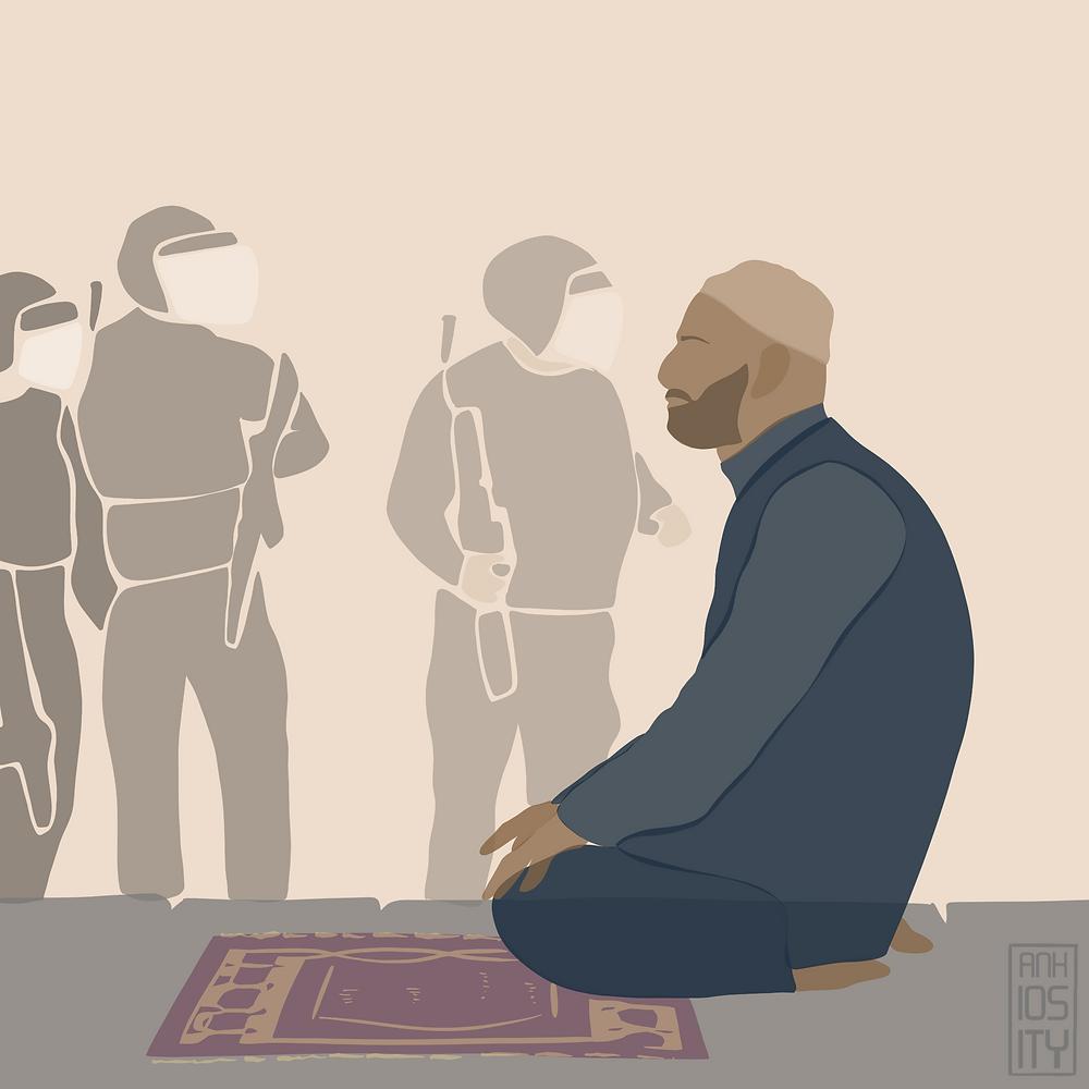 Save Sheikh Jarrah by Sabah Shams