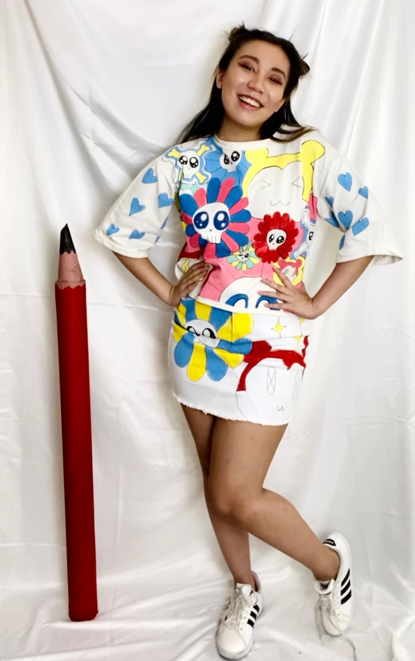 Feature artist and designer cheryl chan
