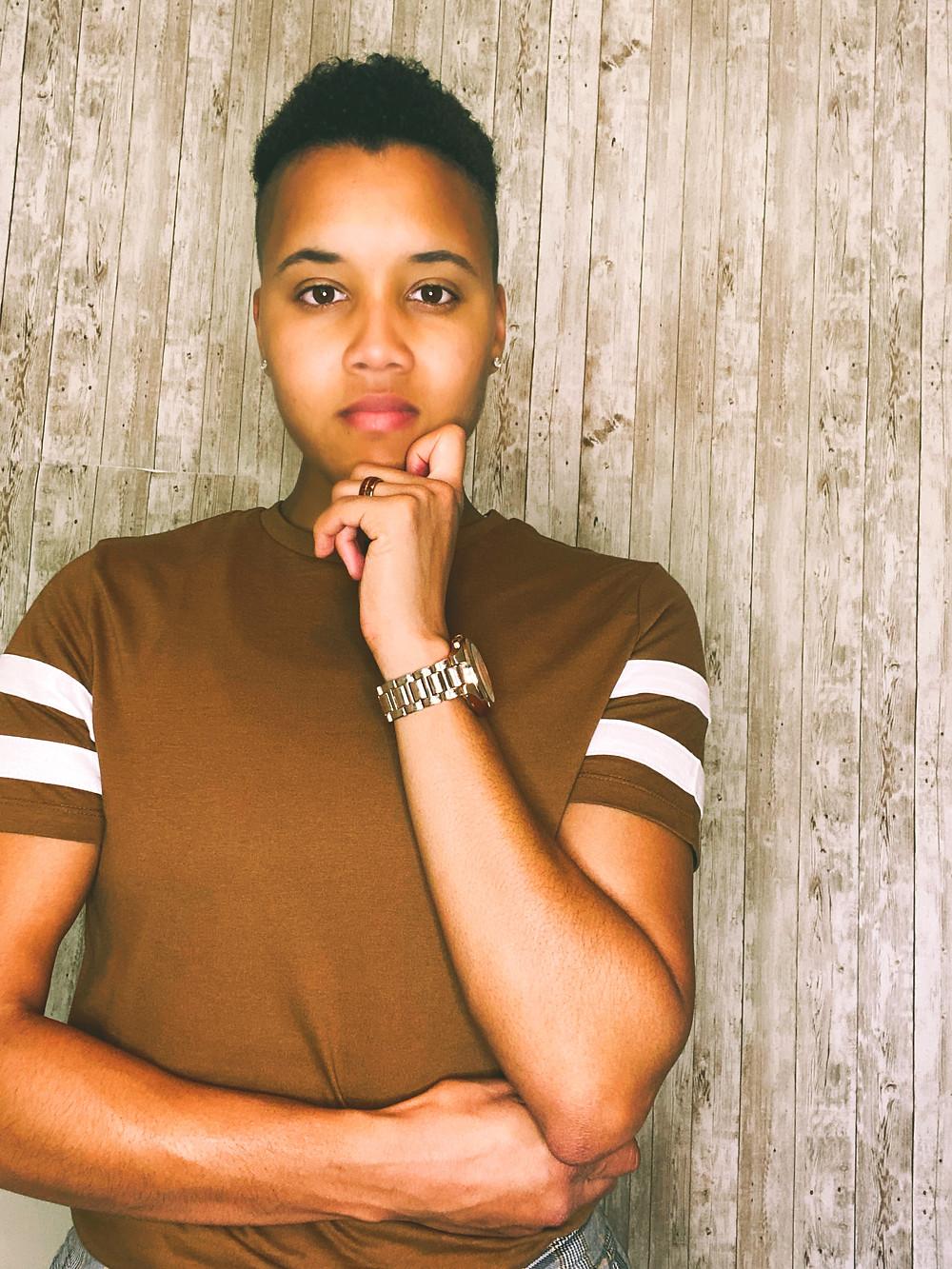 Feature educator and writer azuree harrison