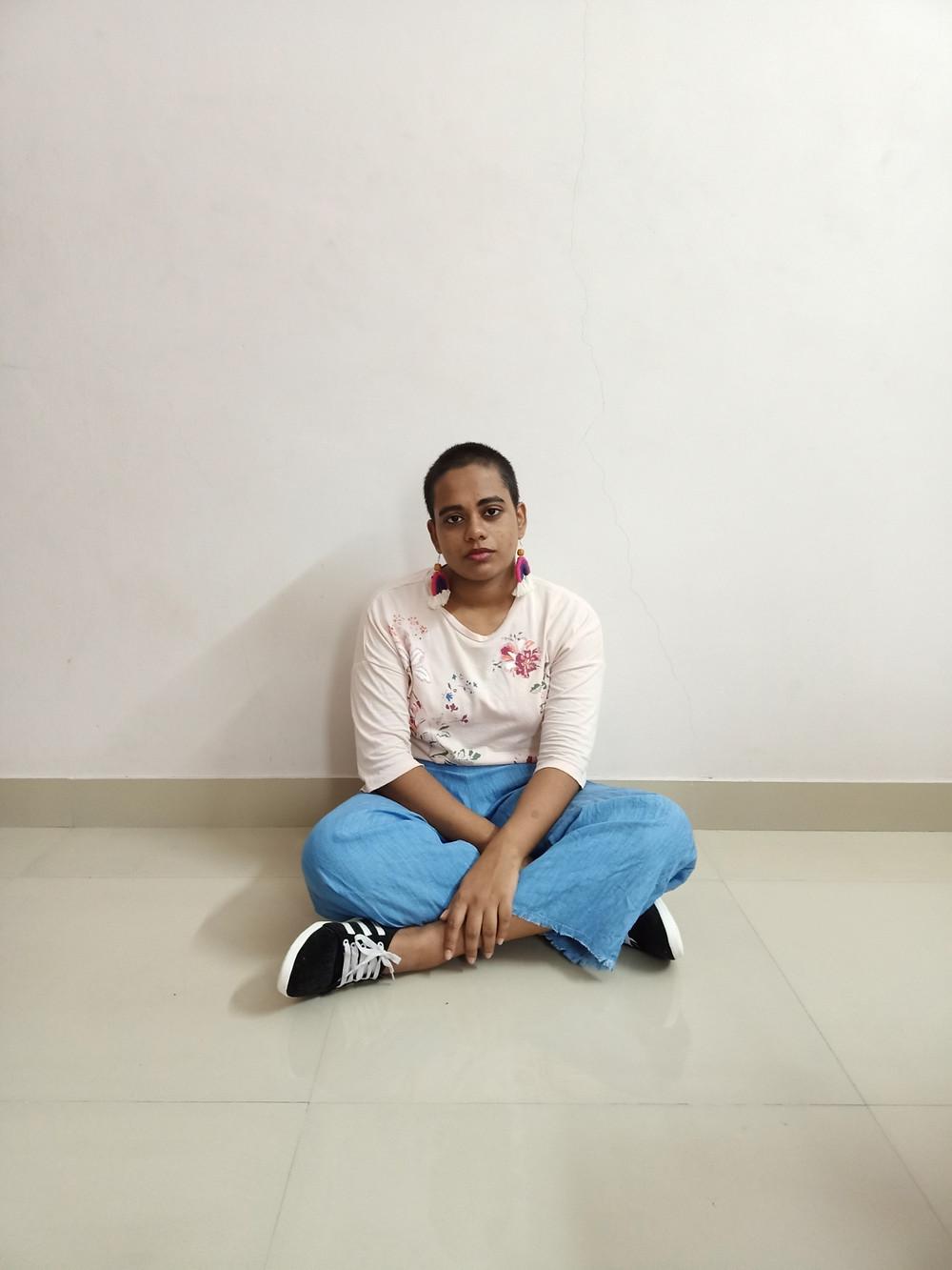 Feature writer and educator abha ahad