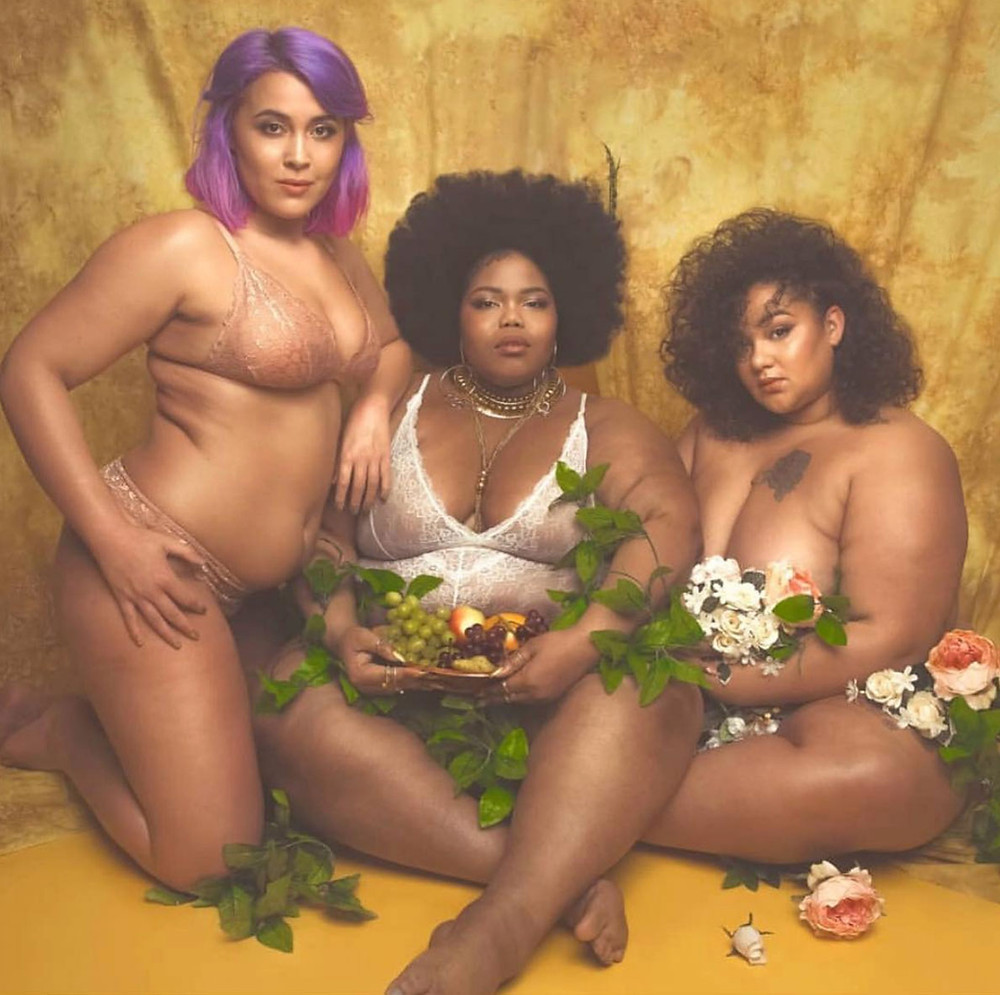 The Body Positivity Movement Was Not Meant For Me by Eva Harumi