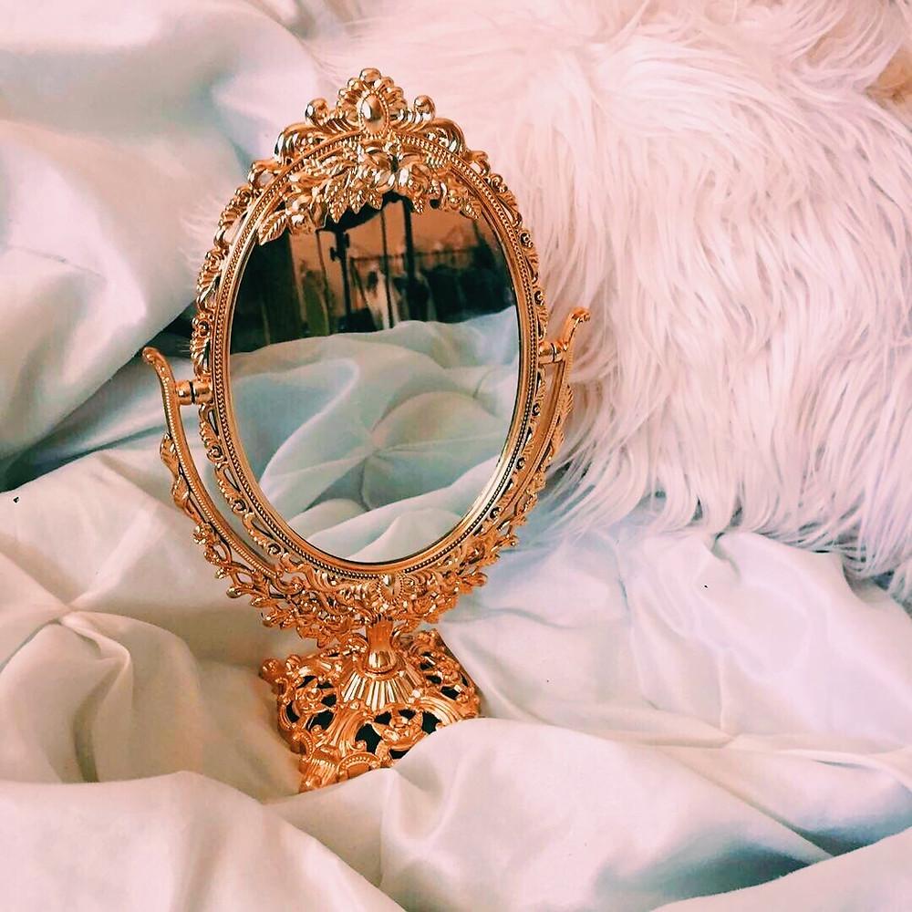 Mirror Stage by Misha Ponnuraju