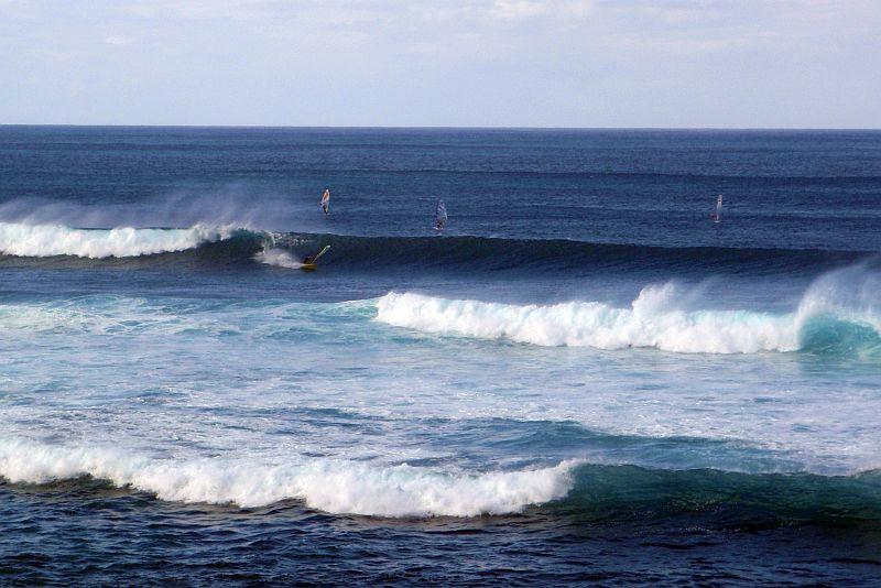 lanes windsurf