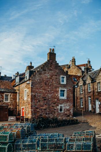 Crail, Scotland