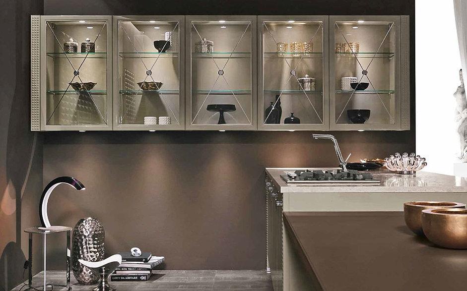 Кухня Aster модель Luxury Glam