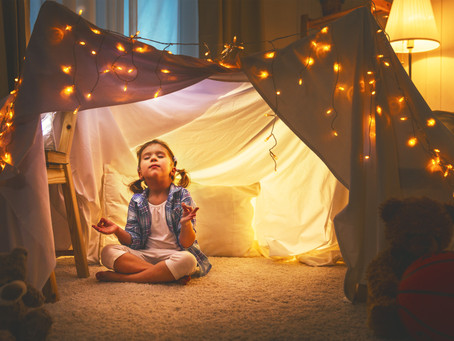 Back to the Garden Childcare in Broadheath, Altrincham: Encouraging Mindfulness and Imagination