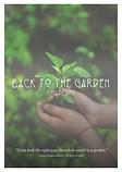 Back to the Garden Childcare Brochure Th