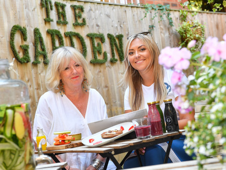 Back to the Garden Childcare Confirms Partnership with The Garden in Hale