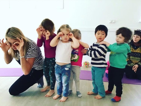 Back to the Garden Childcare Appoints Dedicated Children's Yoga Expert