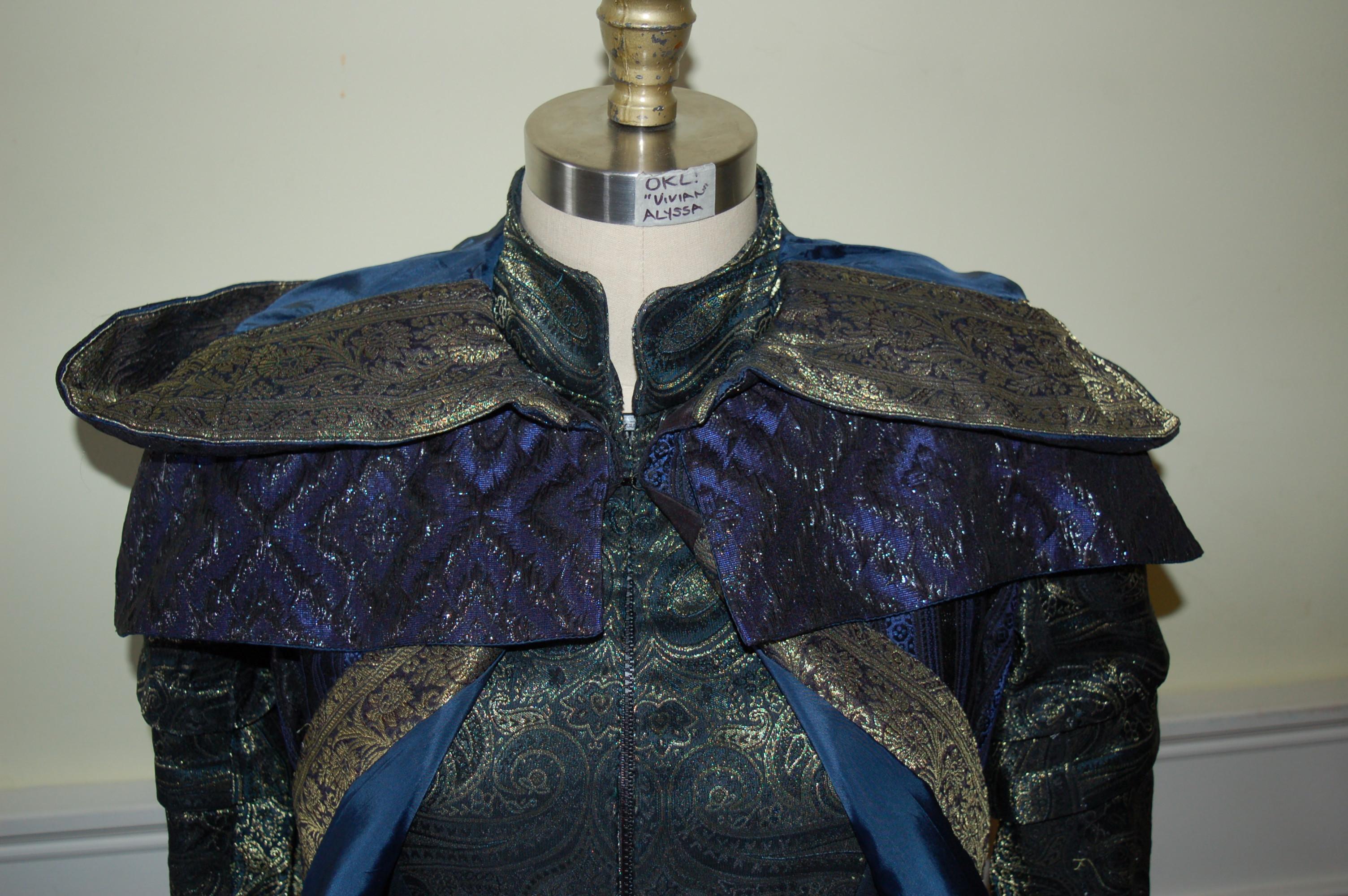 Cloak detail