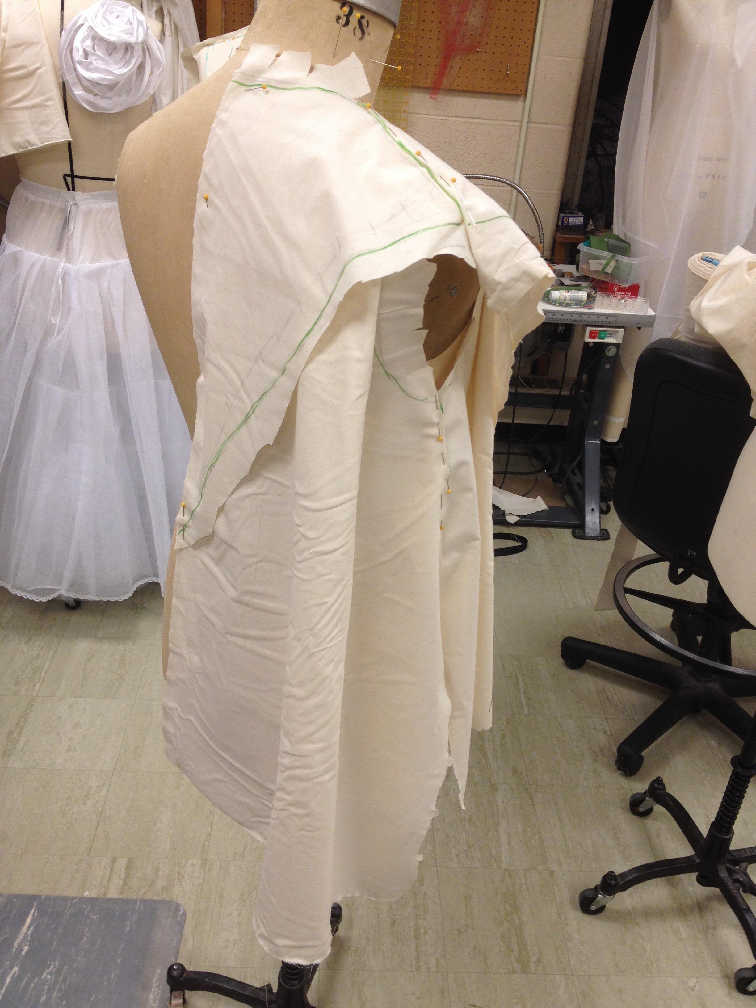 Robe Drape