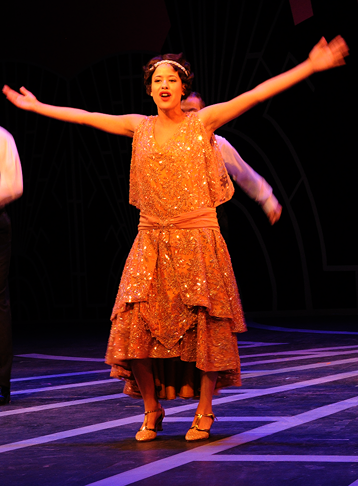 Thoroughly Modern Millie- 2016