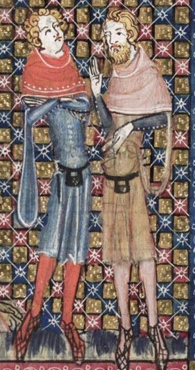 14th c. Reference