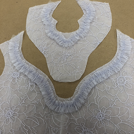 Bodice piecing