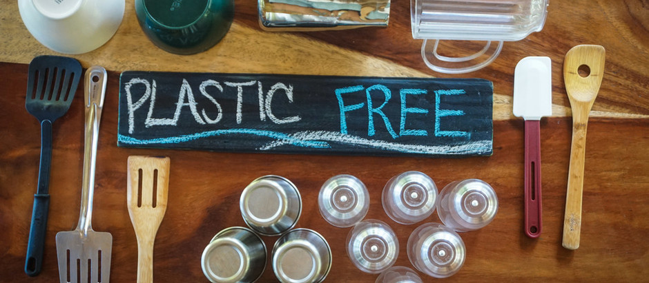 Welcome to Plastic Free July!