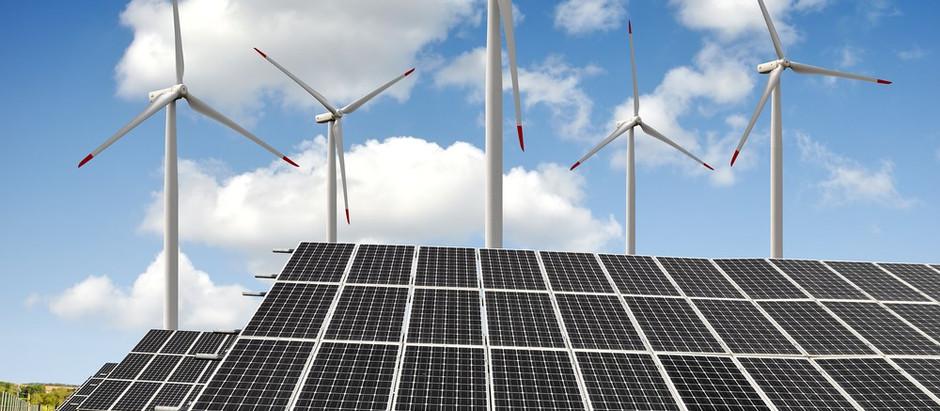 Opt-Up to 100% Renewable Energy