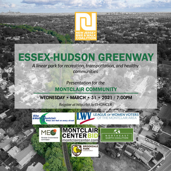 Learn about Essex-Hudson Greenway