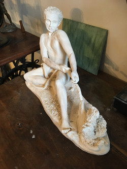 terracotta sailor