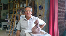 Didier Touchet at Morean ArtsCenter