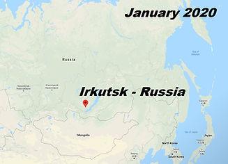 History museum of the city of Irkutsk - Map of siberia