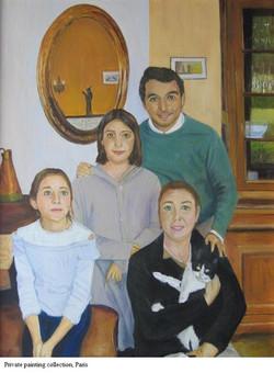AMT011 - En famille - Artist AMT - Paint