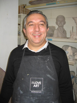 Didier Touchet at Clay & Fire