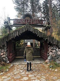 04 Rovaniemi Finland - Santa Claus villa