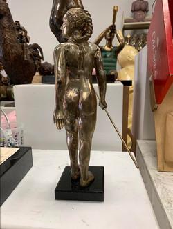 Sacagawea bronze